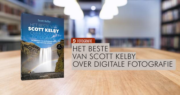 Reserveer het nieuwste boek van Kelby